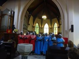 St Andrew's Rededication1